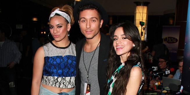 Dinah and Camila of Fifth Harmony
