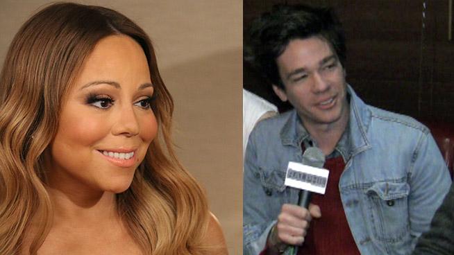 Mariah Carey, Nate Ruess